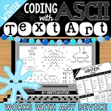 Coding with ASCII Text Art for Any Device: WINTER