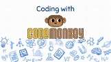 Coding with CodeMonkey Introduction to Computer Progamming