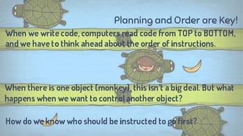 Coding with CodeMonkey: Computer Programming Lessons Made Easy! - Lessons 3 & 4