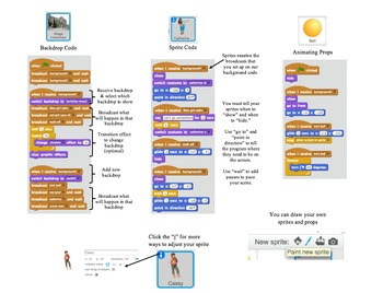 Coding with Scratch Tips