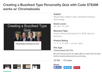 Coding with Wick Bundle - Creating a Buzzfeed Quiz & Creating Dice - STEAM