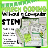 March STEM Coding without a Computer