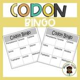 Codon Bingo