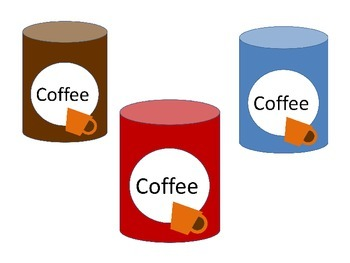 Coffee Can Clip Art