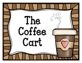 Coffee Cart (Dramatic Play)