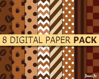Coffee Clipart,Coffee Digital Papers,Backgrounds,Coffee images piceture clip art