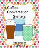 Coffee Conversation Starters Resource
