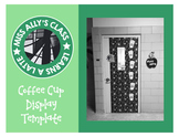 Coffee Cup Bulletin/Display-Download & Customize in Powerpoint