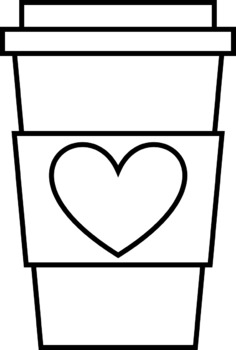 Coffee Cup Clipart *COMMERCIAL USE* by Mrs McGuire in 4th ...