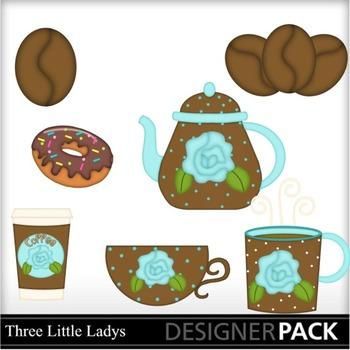 Coffee & Donuts 4
