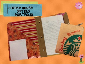 """Coffee House"" Mini-Unit by The Bag Ladies!!"