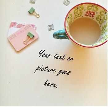 Coffee Photo Fun
