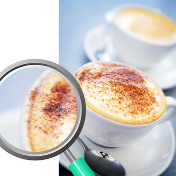 Coffee Photos / Photographic Clip Art Set for Commercial Use