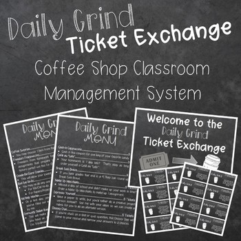 Coffee Shop Classroom Management System