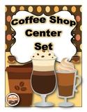 Coffee Shop Drama Center Set