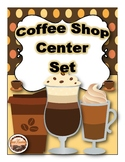 Coffee Shop Drama Center Set