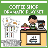 Coffee Shop Dramatic Play Center