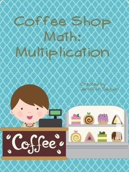 Coffee Shop Math: Multiplication