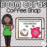 Coffee Shop Spending Boom Cards