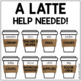 Coffee Shop Classroom Decor (EDITABLE)