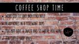 Coffee Shop Time Slide