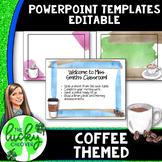 Coffee Theme Classroom Editable PowerPoint Templates | PPT