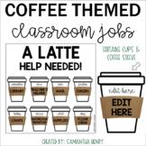 Coffee Themed Class Jobs