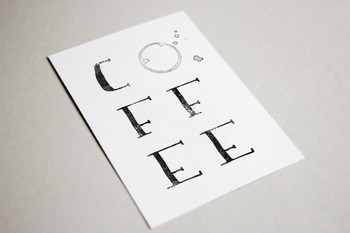 Coffee Wall Art 11x17, 8x10 Printable