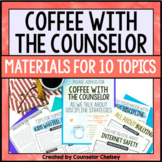 Coffee With The Counselor: School Counseling Parent Presen