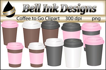 Coffee to Go Clipart