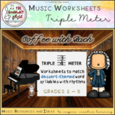 "Coffee with Bach - Triple Meter ""Dessert-Themed"" Words vs Rhythms"