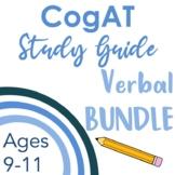 CogAT Test Prep- Intro, Whole Group Practice, & Mock Tests