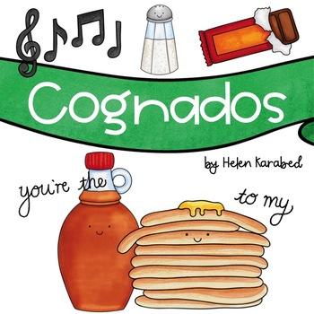 Cognados: Write the Room, Flashcards & More!