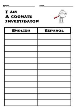 Cognate Investigator