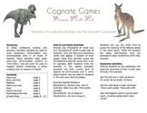 Cognate Vocabulary Builder: Animals Multi-Pack
