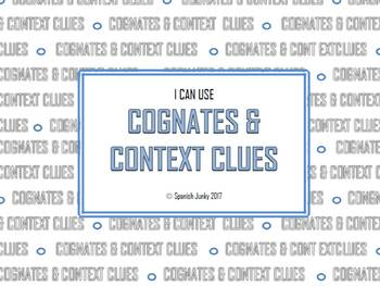 Cognates and Context Clues to Understand Spanish