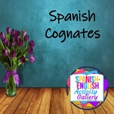 Cognates for the Beginning Spanish Speaker