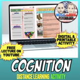 Cognition in Psychology Activity
