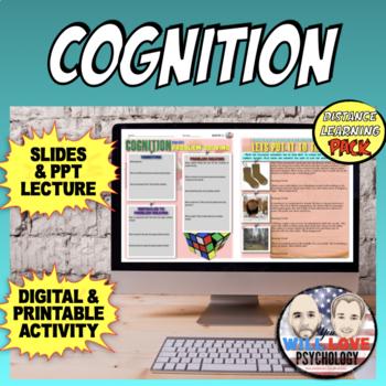 Cognition in Psychology Bundle