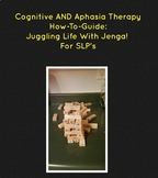 Cognitive AND Aphasia Therapy How-To-Guide: Juggling Life