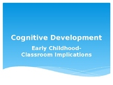 Cognitive Development-Early Childhood-Classroom Implications