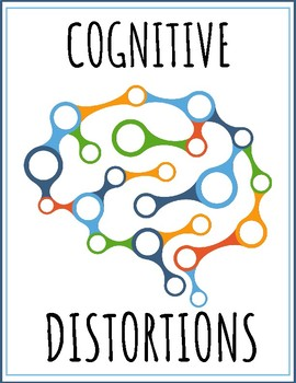 Cognitive Distortions Posters