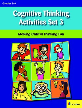 Cognitive Thinking Activities Set 3