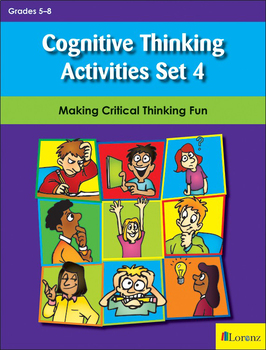 Cognitive Thinking Activities Set 4