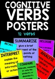 Cognitive Verbs Posters