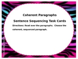 Coherent Sequencing Task Cards (SST text)