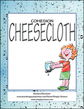 Cohesion Cheesecloth
