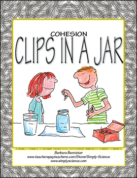Cohesion Clips in a Jar