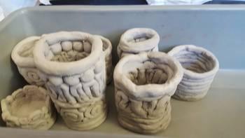 Coil Pots (Ceramics Lesson)