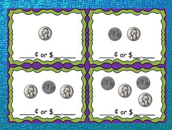 Coin Activities (ActivInspire)